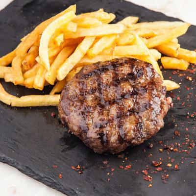 Dishes_Burger_Fries